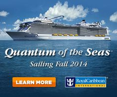 See a video of Royal Caribbean's Quantam of the Seas and all it has to offer.