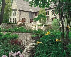 Terraced Slope Design, Pictures, Remodel, Decor and Ideas - page 11