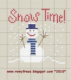 Romy's Cross Stitch Patterns: Passato Halloween.... After Halloween....