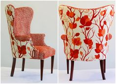 http://www.wildchairy.com/ reupholster some incredible chairs.