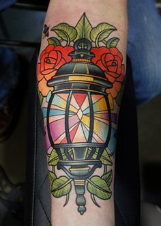 ce0a9a754 lantern tattoo by dave wah at stay humble tattoo company in baltimore  maryland