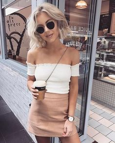 Best Outfit Ideas With Shoulder top
