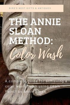 Create a color wash using Chalk Paint by Annie Sloan Create a color wash using Chalk Paint by Annie Sloan Annie Sloan French linen buffet color washed with original and clear waxed. Step By Step how to guide<br> Woodworking Furniture, Woodworking Projects, Woodworking Lamp, Woodworking Organization, Woodworking Garage, Annie Sloan Farbe, Annie Sloan Paints, Annie Sloan Chalk Paint Techniques, Annie Sloan Chalk Paint Wash