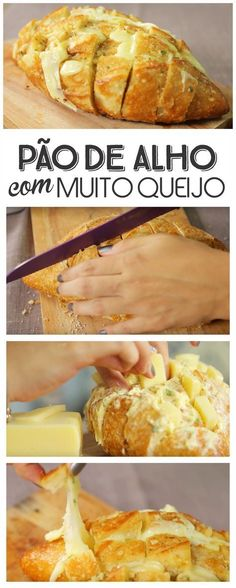 Easy Cooking Strategies That Are Simple To Use I Love Food, Good Food, Yummy Food, No Salt Recipes, Cooking Recipes, Portuguese Recipes, Casserole Recipes, Appetizer Recipes, Nutella