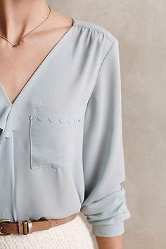 Оригинальный дизайн блузок - Ярмарка Мастеров - ручная работа, handmade