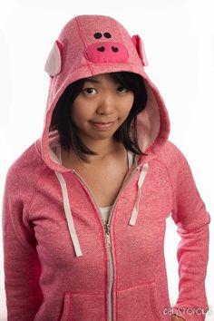 Pig jacket...want it!