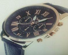 Women Fashion Geneva Roman Numerals Leather Analog Quartz Wrist Watch Newest Hot #Unbranded #Fashion