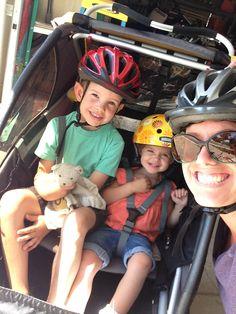 Remember those helmets! Bike Stuff, Helmets, Bicycle Helmet, Baby Strollers, Children, Hats, Design, Hard Hats, Baby Prams