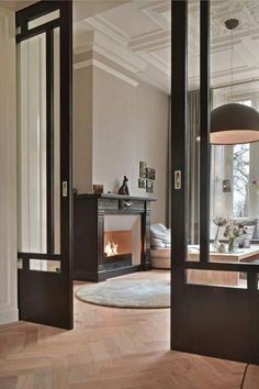 French Home Interior internal doors.French Home Interior internal doors House Design, House, Home, Interior Barn Doors, Home Remodeling, Doors Interior, House Interior, Home Interior Design, Interior Design