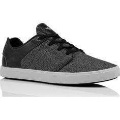 watch 3cd8a 7e69d Creative Recreation Santos Shoes   Black Grey Suit Calzas, Accesorios,  Textiles, Zapatos Negros