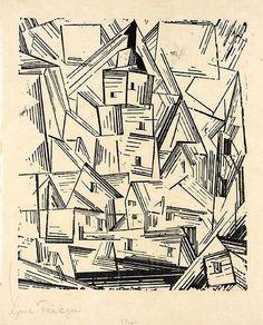 Lyonel Feininger, MELLINGEN