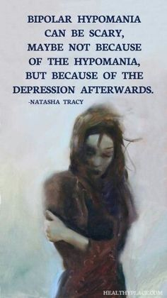 These bipolar quotes focus on mania, depression and other bipolar disorder related issues. Want some idea of what it's like living with bipolar disorder? Depression Treatment, Mental Disorders, Anxiety Disorder, Infp, Symptoms Of Bipolar Depression, Depression Symptoms, Bipolar Quotes, Mania Bipolar, Mental Health