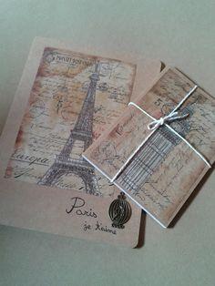 Libretitas en papel craft by La Maryeta