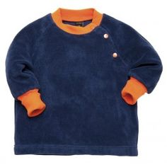 Blauwe sweater - Moonkids