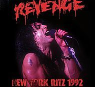 Kiss - The Ritz, New York May 9th 1992 DVD