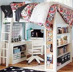 Design Hochbett für das moderne Kinderzimmer | Zukünftige Projekte ...