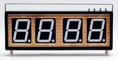 Vancouver-based design graduate Tom Chung has come up with a countdown clock to speed up daily tasks.