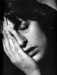 Anna Magnani - Philippe Halsman. This is the photo that's lets me know I relate to her in so many ways!!!