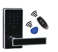 eTouch - Remote Control Keyless Lock