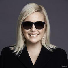 © Synsam | Kaisa Liski | 2014 Kaito, Campaign, Faces, Sunglasses, Fashion, Moda, Fashion Styles, Face, Fasion