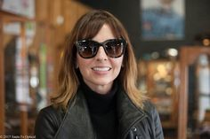 Despite the gloom, we're thinking about spring at Santa Fe Optical. Let's forget about cloudy skies, and dream about sunglasses! Our inspiration today, is lovely Liz in tortoiseshell sunnies by Thierry Lasry. Optical Eyewear, Sunnies, Sunglasses, Eye Glasses, Santa Fe, Forget, Spring, Inspiration, Fashion