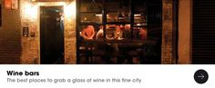 Cool Sydney Wine bars