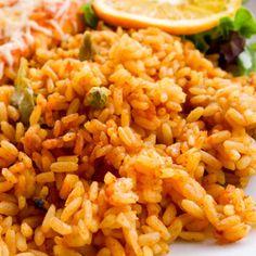 Cheesy Chili Rice | MyDailyMoment | MyDailyMoment.com
