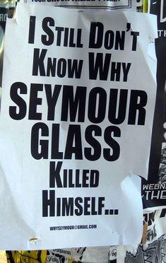 Seymour Glass / J.D. Salinger