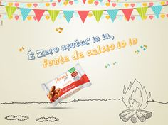 Campanha Festa Junina - Flormel