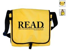 Library Advocate.: Wear Your Message: READ