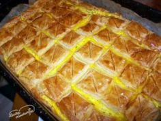 """Daca ar trebui sa numesc acel """"ceva bun"""" caruia imi este cel mai greu sa ii rezist, care face sa imi vibreze papilele de fiecare data, categoric ar fi foietajul, in mod clar una din pasiunile mele culinare cele mai arzatoare. Cred ca oricine agreaza, macar uneori, o placinta din aluat fin-crocant, care se desface […] Vegan Recipes, Cooking Recipes, Romanian Food, Pastry And Bakery, Food Hacks, Coco, Cravings, Waffles, Food And Drink"""