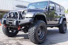 Axial Scx10 Jk Unlimited Rubicon With Vp Goodies Dinkyrc