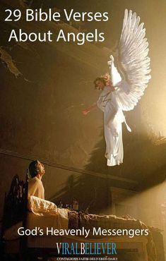 What does the Bible say about angels? Do we have a guardian angel? Read these great Bible verses about angels to learn more. Great Bible Verses, Scripture Study, Bible Verses Quotes, Bible Scriptures, Prayer Verses, God Prayer, Guardian Angel Quotes, Gardian Angel, Message Bible