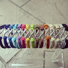 What color infinity is your fav
