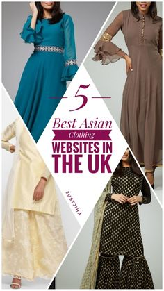 5 Best Asian Clothing Websites in the UK - Readymade Pakistani Indian Suits Dress Websites, Clothing Websites, Pakistani Outfits, Indian Outfits, Asian Suits, Asian Fashion, Beautiful Outfits, Fashion Outfits