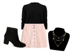 """""""Marilyn Monroe themed outfit"""" by bryannaworthy on Polyvore featuring Marc Jacobs and Steve Madden"""