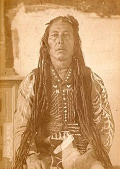 Poundmaker -Native American Cree Tribe-Photo taken before 1886 Native American Photos, Native American History, Native American Indians, Canadian History, American Symbols, Cree Indians, Into The West, Native Indian, Indian Tribes