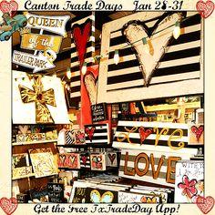 Texas Trade Days Canton First Monday Round Top