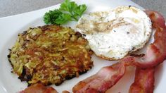 Sweet potato hash browns. I do miss my hash browns