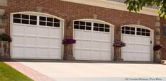 carriage house arched garage doors - Google Search Garage Addition, Carriage House, Garage Doors, Google Search, Outdoor Decor, Home Decor, Decoration Home, Room Decor, Carriage Doors