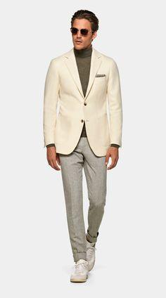 Off White Havana Jacket