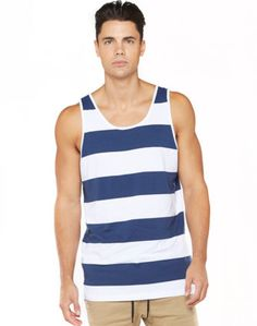Kit Marle Stripe Singlet