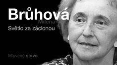 MUVENÉ SLOVO - Brůhová, Milena: Světlo za záclonou (DETEKTIVKA)