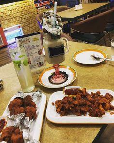 Chicken Lollipop, Chicken Crispy, Dairy Milk Love Freak Shake, & Virgin Mojito at Olive & Honey Fast Food & Dine In Restaurant - so delicious and so awesome. Just loved it @SyedFaizMubarak #chicken #lollipop #chicken #crispy #dairy #milk #love #freak #shake #virgin #mojito #at #olive #& #honey #fast #food #cafe #& #dine #in #restaurant #so #delicious #so #awesome #so #amazing #sfmworldpost #syedfaizmubarak