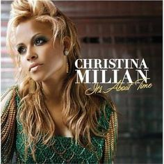 Christina Milian / It's About Time
