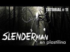 Tutorial Slenderman de Plastilina - YouTube