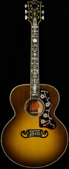 Limited Edition SJ-200 Gallery Edition | Super Jumbo | Gibson Guitars | Acoustics | Wildwood Guitars