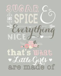 Sugar and Spice and Everything Nice by DubDubDesigns on Etsy https://www.etsy.com/listing/179280650/sugar-and-spice-and-everything-nice