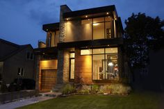 Modern House Facades Design, Pictures, Remodel, Decor and Ideas - page 2