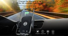Wireless Charge Auto KFZ Halterung & Ladegerät Automatik Infrarotsensor √ Gratis Versand√ Hier ab Lager online kaufen√ Iphone 8 Plus, Usb, Cool Things To Buy, Gadgets, Trends, Cool Stuff, Autos, Cool Stuff To Buy, Gadget
